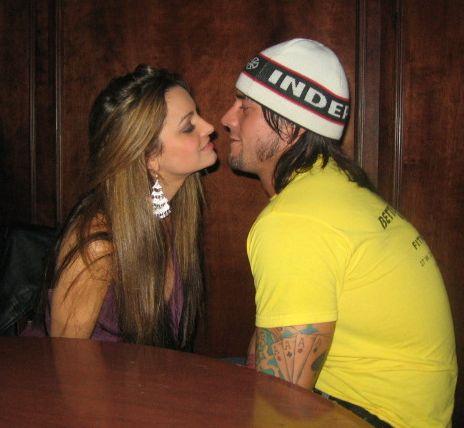 Amy dumas and cm punk dating 2