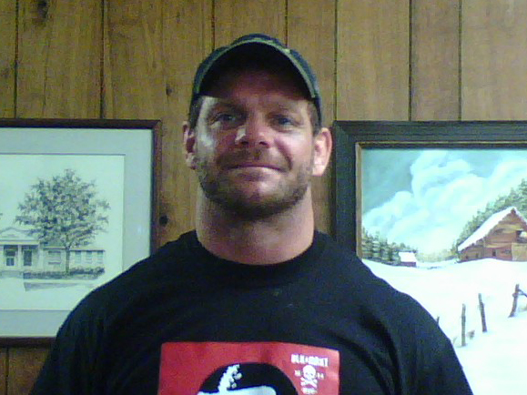Photo Of Chris Benoit Hours Before Murder-Suicide, The picture was