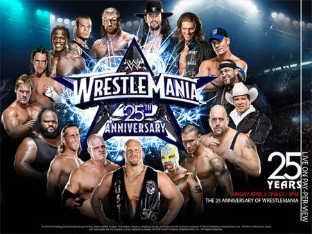 WWE Wrestlemania 25 Dark match preview 0