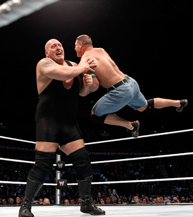 Photos Of The Big Show's New Look - Clean Shaven | PWMania
