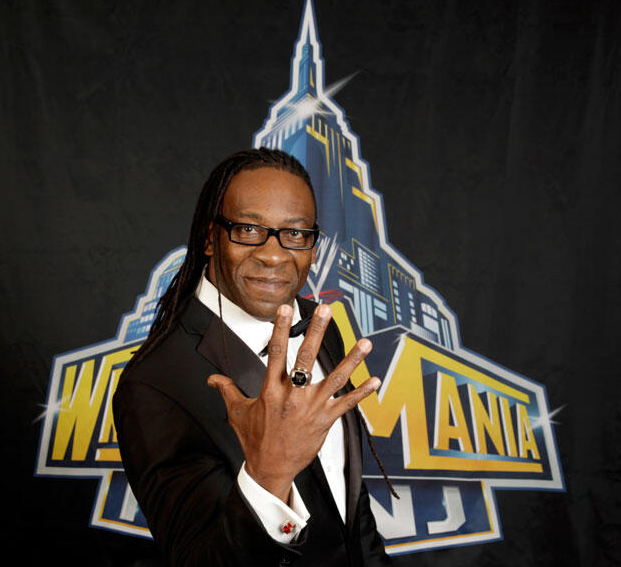 Photos Of 2013 WWE Hall Of Fame Inductees Wearing Their ...