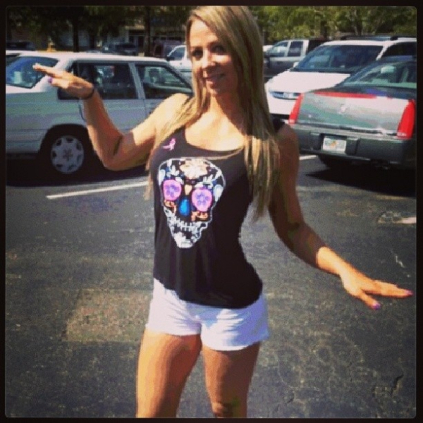Hot Photos Of WWE NXT Diva Emma - Sexy Bikini Shot, Hot