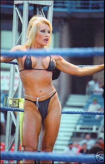 Hot Flashback Photos Of Sable In Thongs  Bikinis  Pwmania-2187