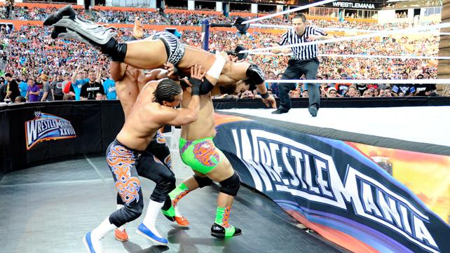 WWE WrestleMania Results & Video including WrestleMania 35