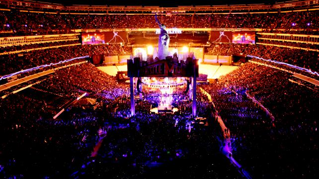 Wrestlemania 29 results leaked celebrity