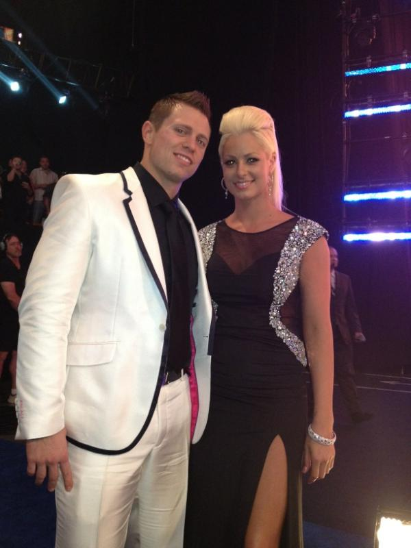 are maryse and the miz still dating 2012