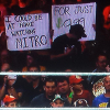 Latest On Signs Being Taken At Monday's WWE Raw, Fan Gives His Side Of The Story