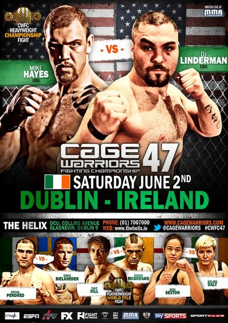 cage warriors 47