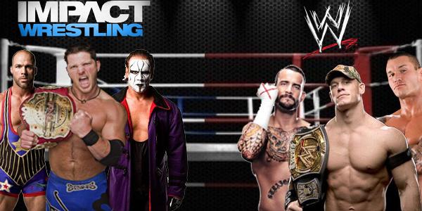 TNA V WWE