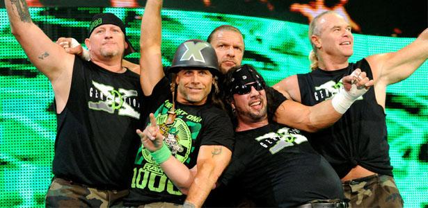 D-Generation X Reunion WWE