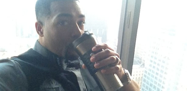 david-otunga-coffee