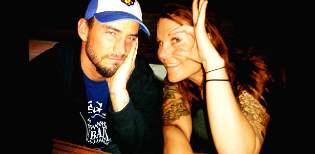 are cm punk and lita dating