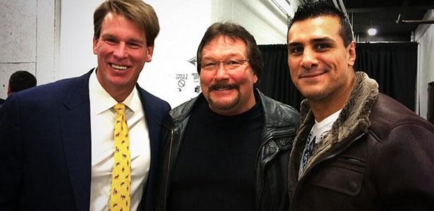 JBL, Ted DiBiase Sr. and Alberto Del Rio