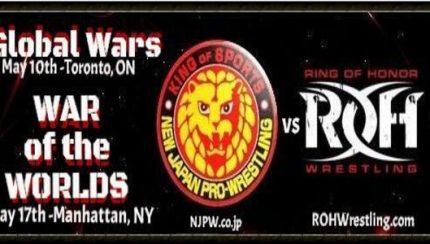 ROH NJPW