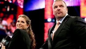 The Authority - Triple H & Stephanie McMahon