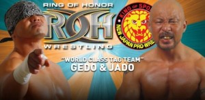 Gedo & Jado NJPW