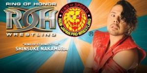 Nakamura NJPW