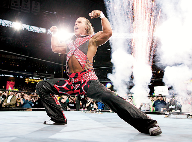 5 below-average wrestlers with whom Shawn Michaels had great matches
