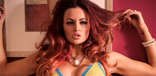 playboy shoot kanellis Maria