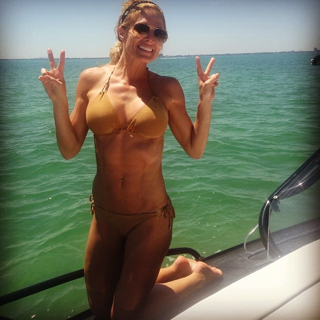 Summer Rae Shows Off Her Hot Bod