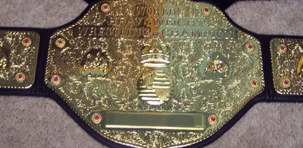 WCW World Heavyweight Championship