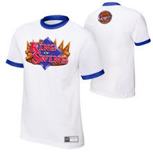 "Cesaro ""King Of Swing"" Men's Authentic T-Shirt"