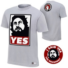"Daniel Bryan ""YES Movement"" Men's Authentic T-shirt"