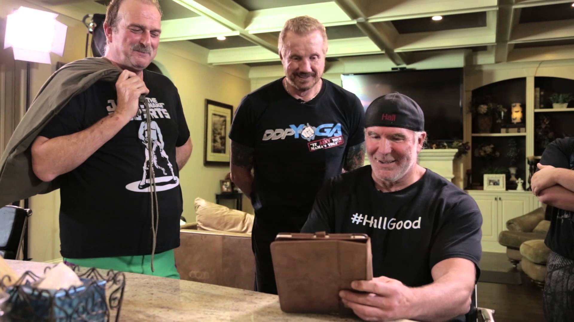 Diamond Dallas Page Discusses His Ddp Yoga Now App Possibility Of One More Run Pwmania Com