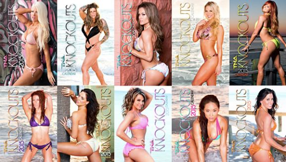 Who are the tna knockouts dating