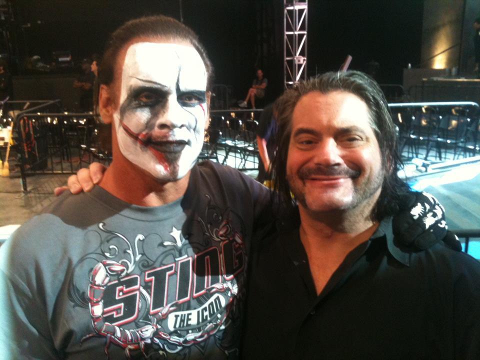 Sting & Scotty RIggs