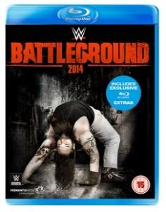 Battleground Blu-ray