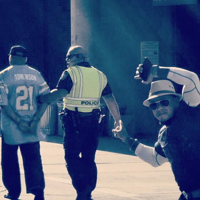 Former Wcw Star Arrested Last Week At Nfl Game Photo