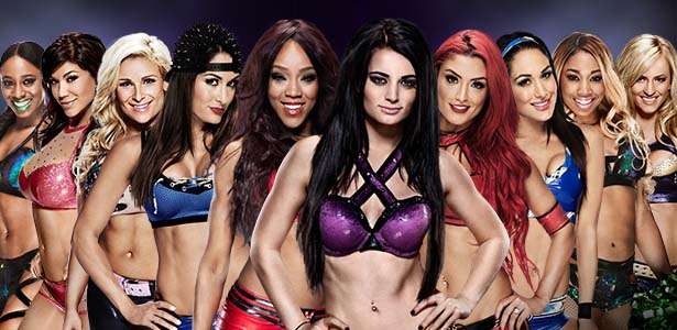 One Night After The Wwe Divas Had Predictably The Shortest Match On The Wwe Fastlane Ppv Featuring Paige Vs Nikki Bella For The Wwe Divas Championship