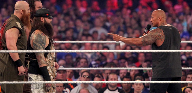 Backstage Latest On The Rock And The Wyatt Family, Cathy Kelley – 'Shocked  Undertaker Guy', RAW In LA | PWMania.com