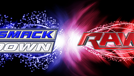 smackdown raw logo