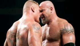 lesnar-goldberg