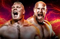 Goldberg Lesnar