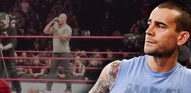 The Rock On Calling CM Punk, News On WWE NXT Tapings ...