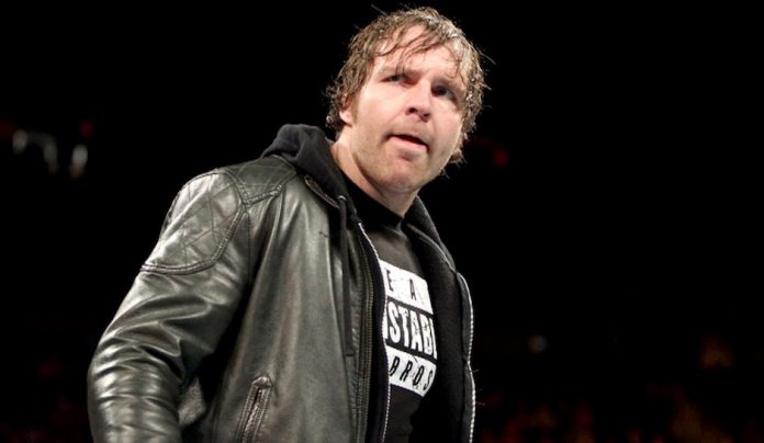 Injury update on dean ambrose pwmania it turns out that one wwe superstar has suffered a legitimate injury former wwe champion dean ambrose m4hsunfo