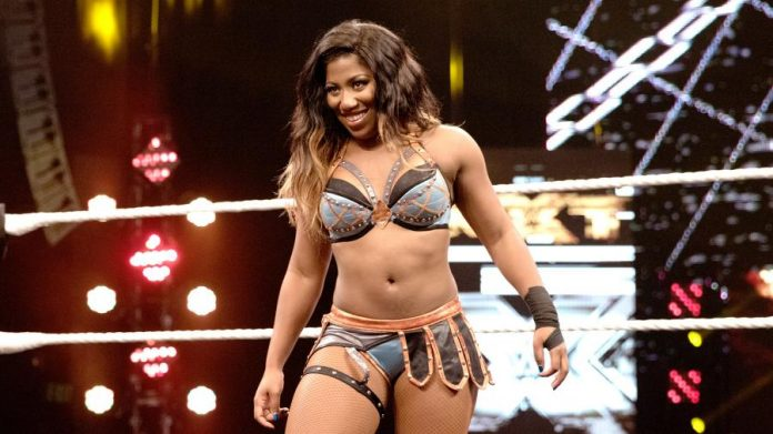 87d56128660 Ember Moon Talks NXT Takeover Win