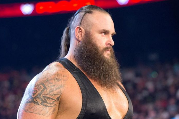 braun strowman 696x464 - 5 Talking Points of This Week's WWE RAW