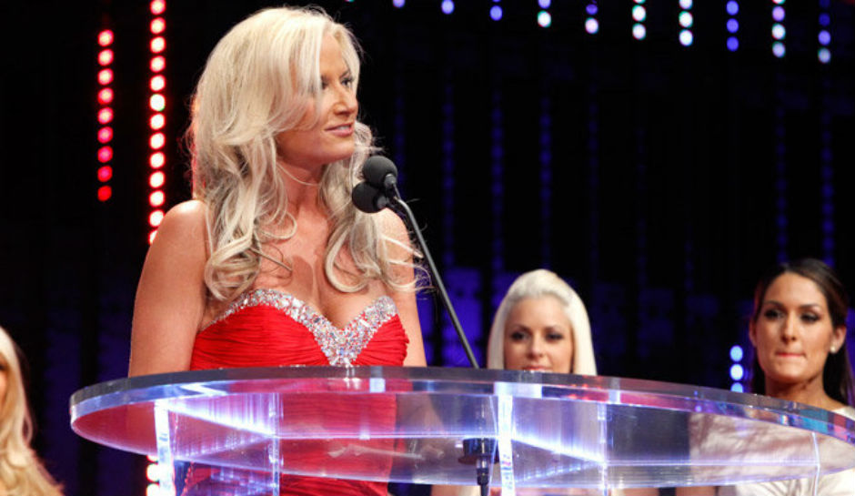 Sunny Claims She Didn't Sell WWE Hall Of Fame Ring By Posting Photos 1