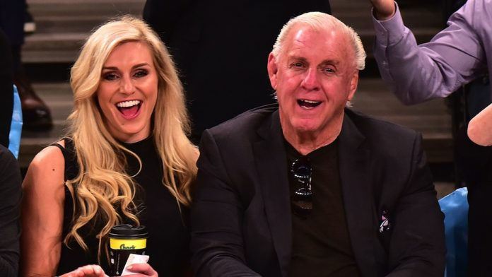 Ric Flair Awake, Progressing After Surgery
