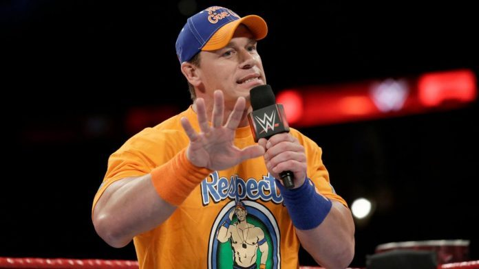 john cena talks potential wrestlemania in china success. Black Bedroom Furniture Sets. Home Design Ideas