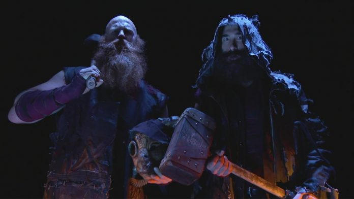 Harper & Rowan returning to WWE TV as the Bludgeon Brothers