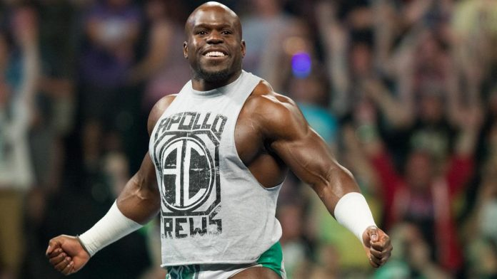 Apollo Possibly Injured At WWE Live Event