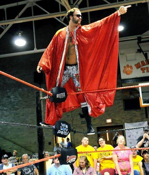 Magnum wrestling