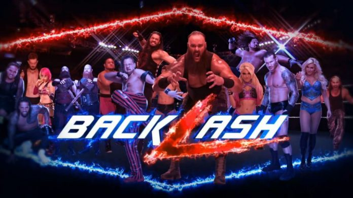 Possible spoiler for tonight's WWE Backlash PPV, more news and notes