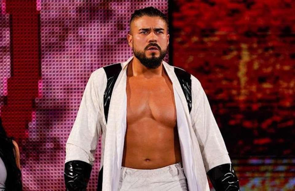 Resultado de imagem para WWE andrade