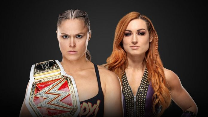 Ronda Rousey officially has her WrestleMania 35 opponent
